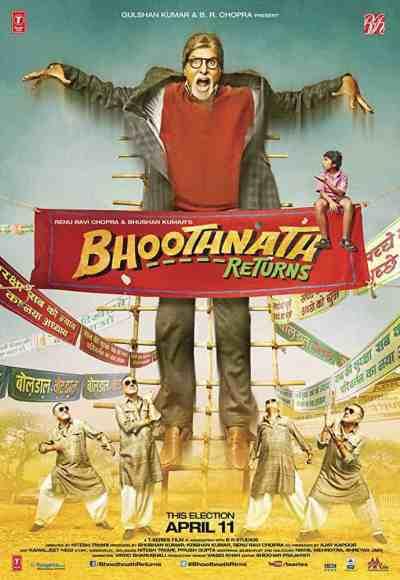 Bhoothnath Returns movie poster
