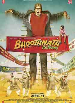 भूतनाथ रिटर्न movie poster
