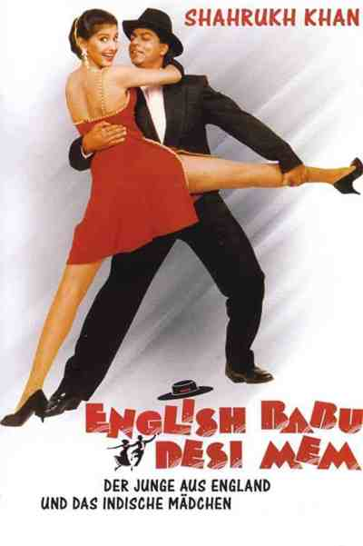 English Babu Desi Mem movie poster