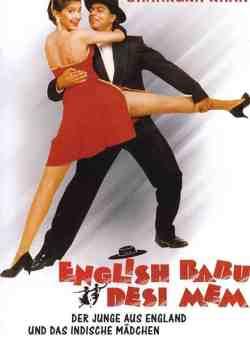 इंग्लिश बाबू देसी मेम movie poster