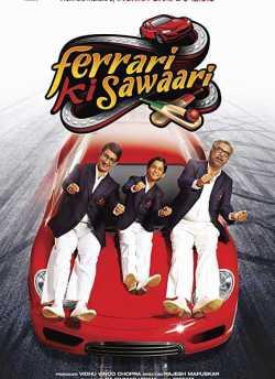 Ferrari Ki Sawaari movie poster