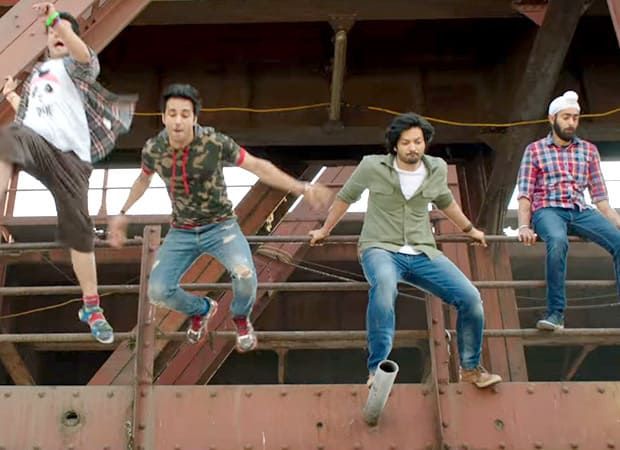 Fukrey Returns Tuesday Collection