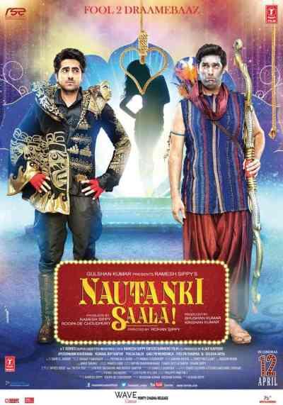 Nautanki Saala movie poster
