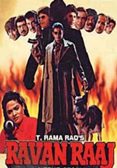 रावण राज़ movie poster