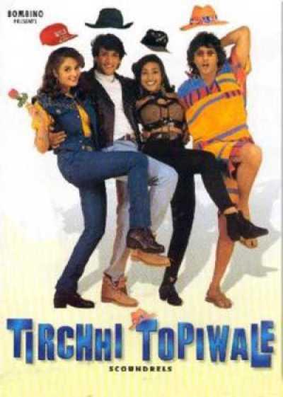 Tirchhi Topiwale movie poster
