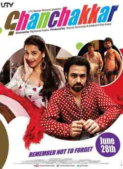 Ghanchakkar movie poster