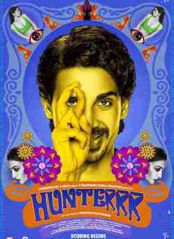 Hunterrr movie poster