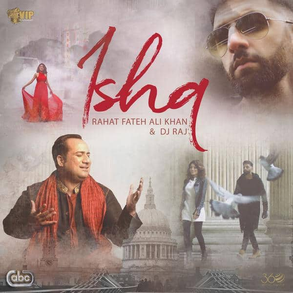 Ishq album artwork