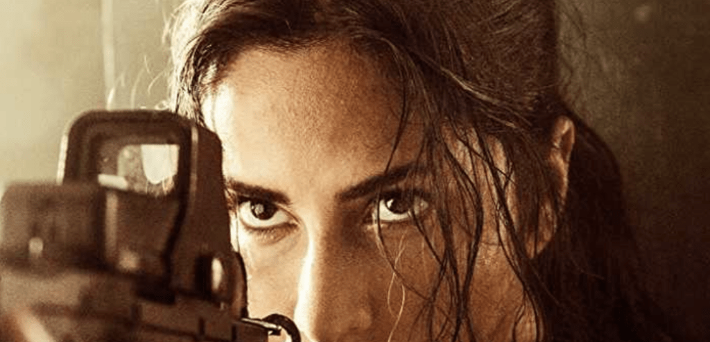 Tiger Zinda Hai 8th Day collection - Katrina Kaif