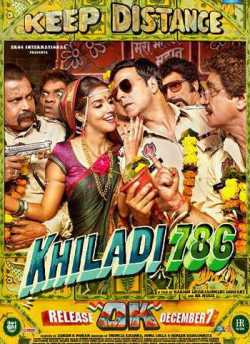 Khiladi 786 movie poster