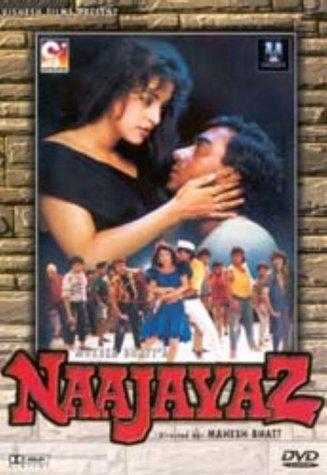 Naajayaz movie poster