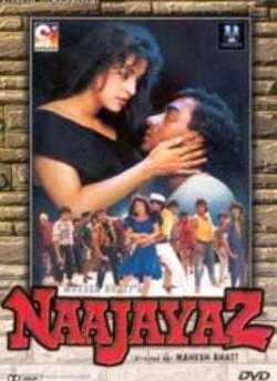 नाजायज़ movie poster