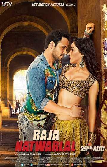 Raja Natwarlal movie poster