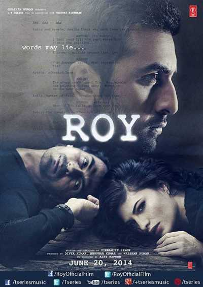 Roy movie poster