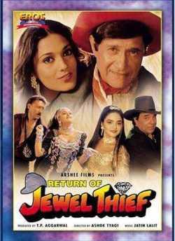 Return Of Jewel Thief movie poster