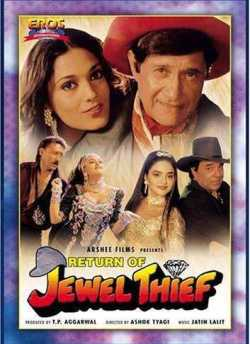 Return Of Jewel Thief movie poster