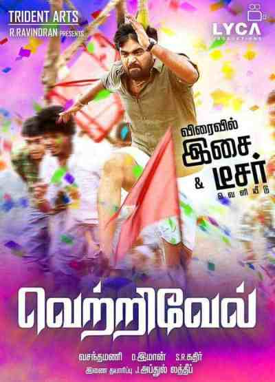 Vetrivel movie poster