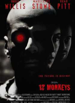 12 Monkeys movie poster
