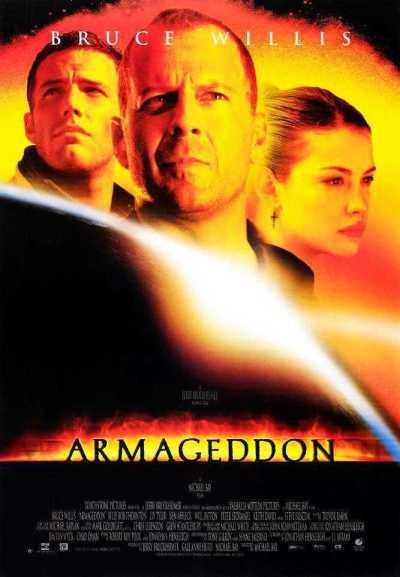 आर्मगेडन movie poster