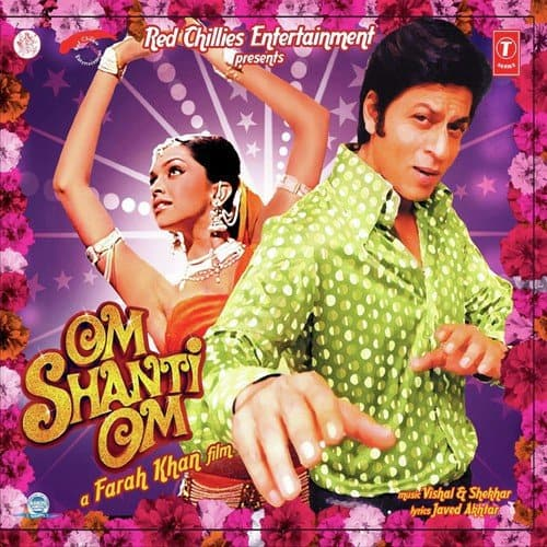 Dastaan-e-Om Shanti Om album artwork