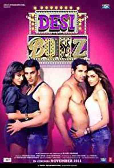 देसी बॉयज movie poster