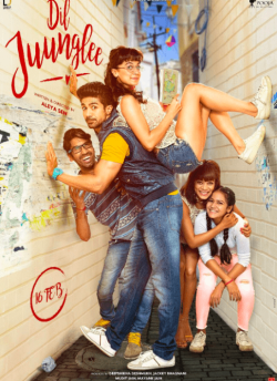 Dil Juunglee movie poster