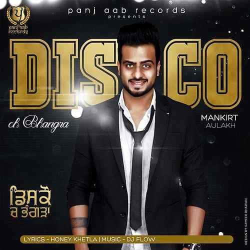 Disco Ch Bhangra album artwork