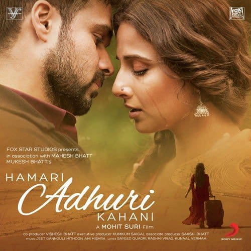 Hamari Adhuri Kahani album artwork