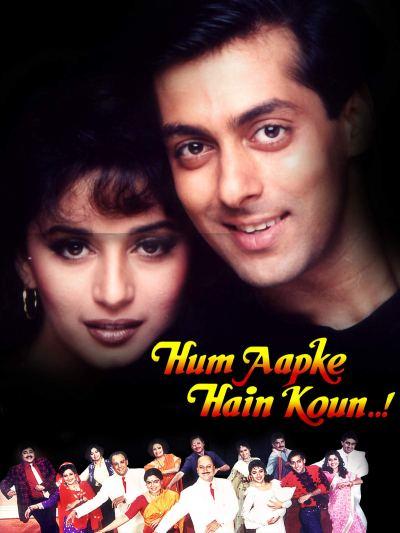Hum Aapke Hain Koun…! movie poster