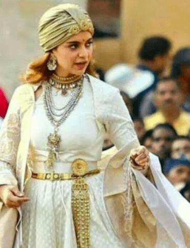 Manikarnika: The Queen Of Jhansi movie poster