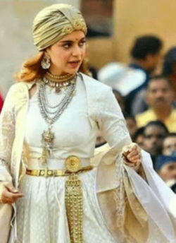 Manikarnika: The Queen Of Jhansi movie poster