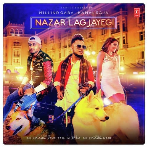 Nazar Lag Jaegi album artwork