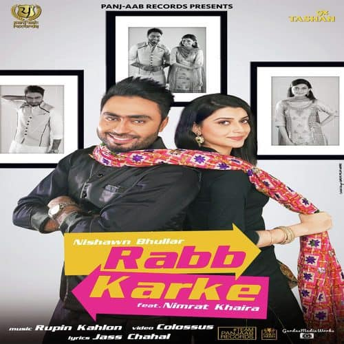 Rabb Karke album artwork