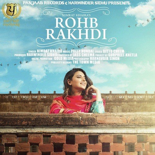 Rohb Rakhdi album artwork