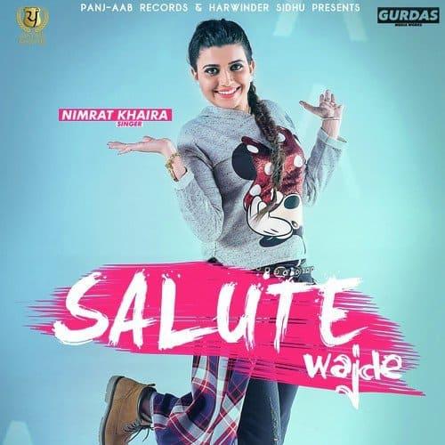 Salute Wajde album artwork
