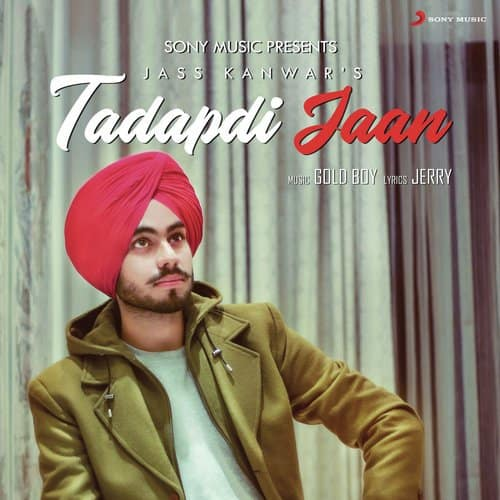 Tadapdi Jaan album artwork