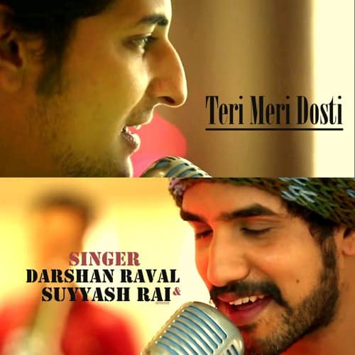 Teri Meri Dosti album artwork