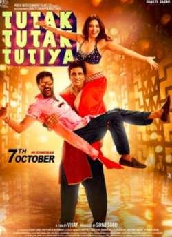 Tutak Tutak Tutiya movie poster