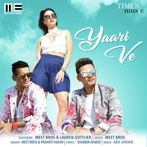 Yaari Ve album artwork