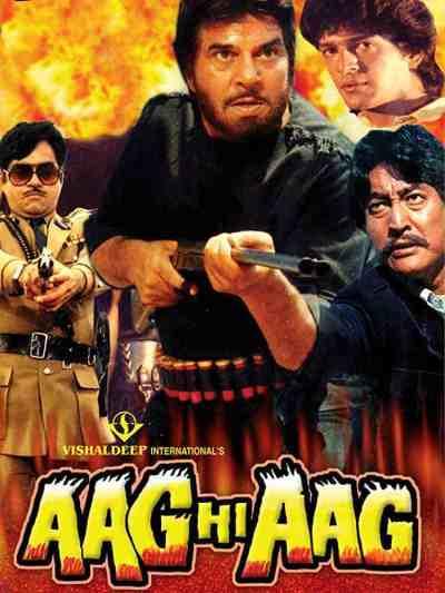 Aag Hi Aag movie poster
