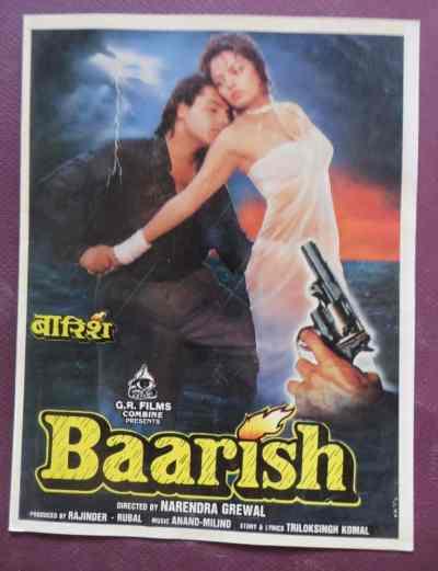 Baarish movie poster