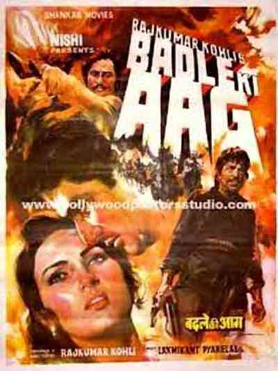 Badle Ki Aag movie poster