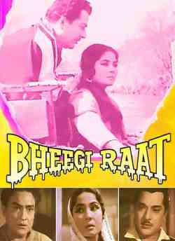 Bheegi Raat movie poster