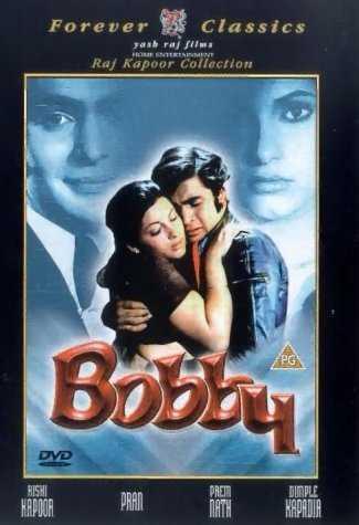बॉबी movie poster
