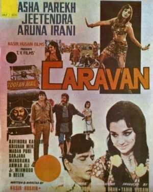 Caravan movie poster