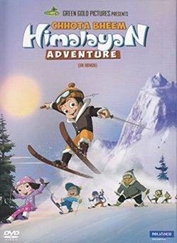 छोटा भीम हिमालयन एडवेंचर movie poster