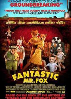 फैंटास्टिक मिस्टर फॉक्स movie poster