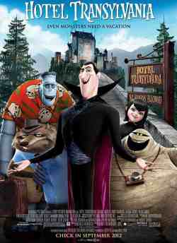 Hotel Transylvania movie poster