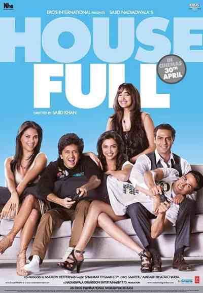 Housefull movie poster