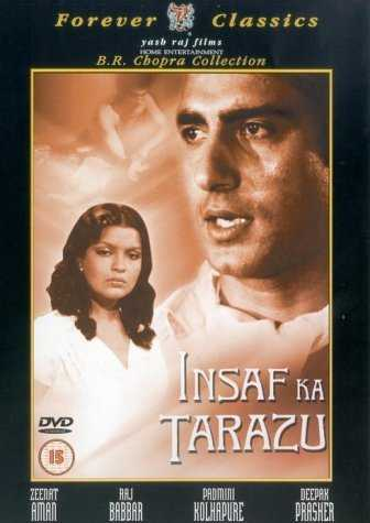 Insaf Ka Tarazu movie poster